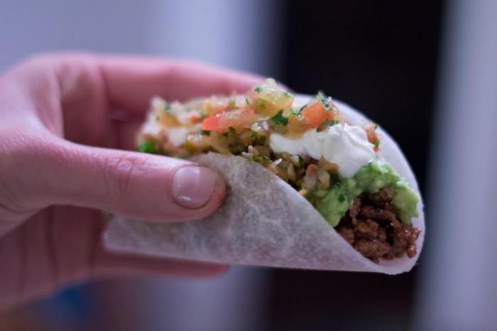 Paleo jicama tacos