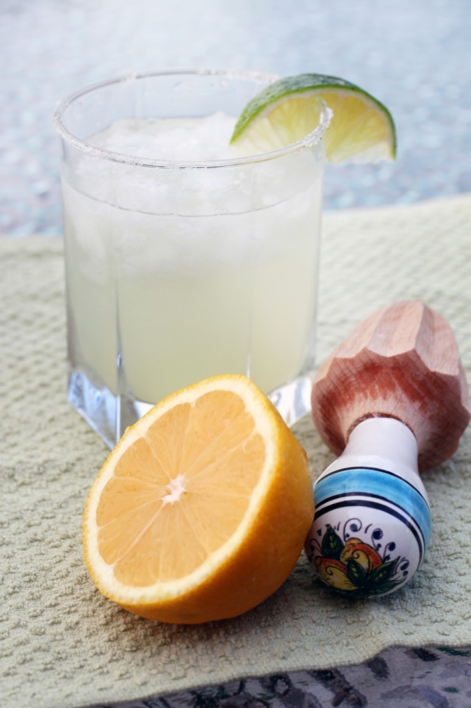 Lemon Lime Margarita Recipe