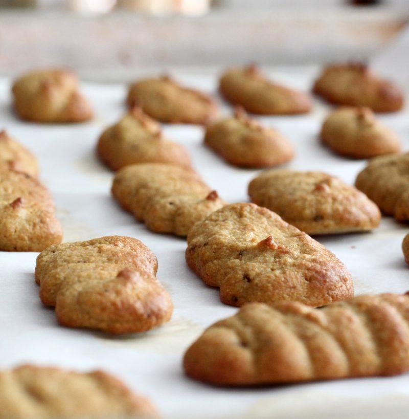 Coconut Flour Lady Finger Cookies Recipe