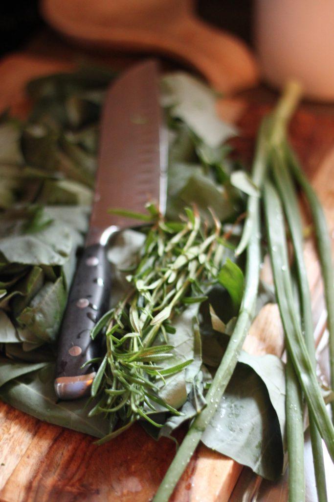 Sautéed Broccoli Greens Recipe