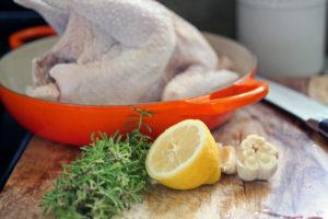 chicken&herbs