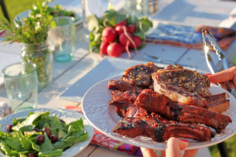 Smoky Country Style Ribs Recipe