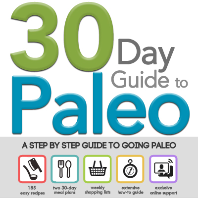 30 day guide to paleo ebook