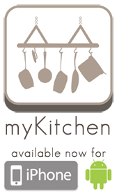 myKitchen app for Paleo Cooking