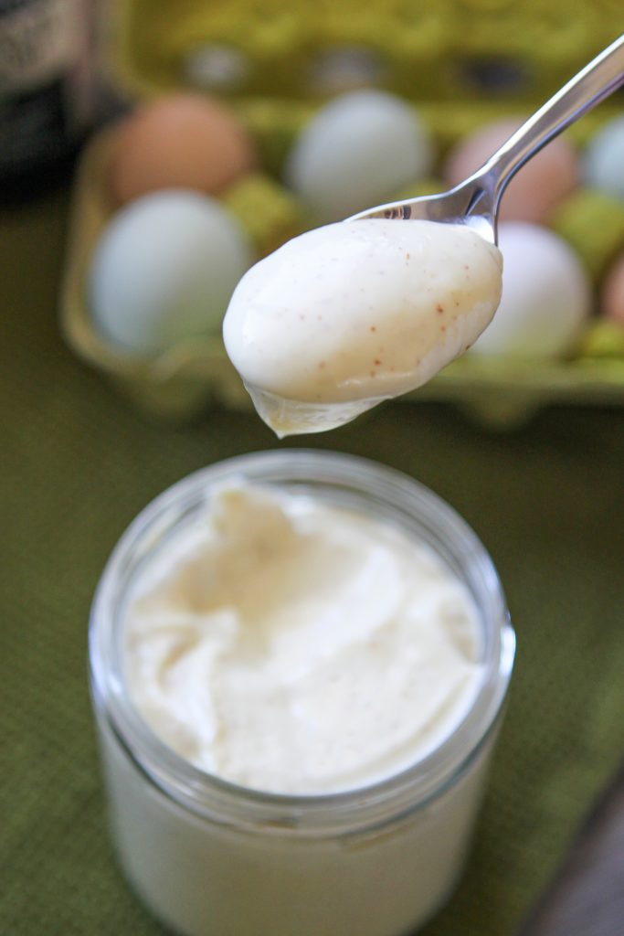 Homemade Mayonnaise Recipe