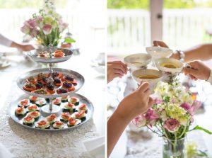 Paleo tea party