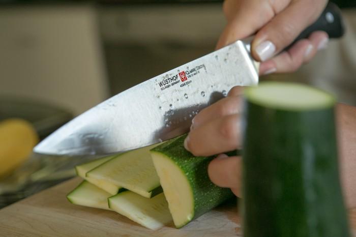 "Wusthof Ikon 8"" chefs knife"