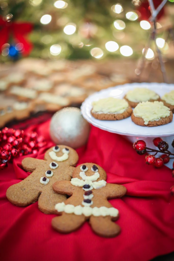 Gingerbread Cookies – Revised Recipe