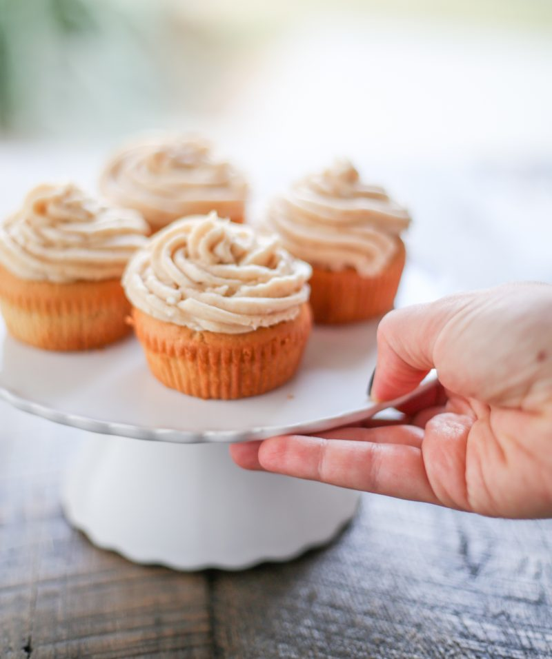 Almost Allergen-free Cupcakes Recipe