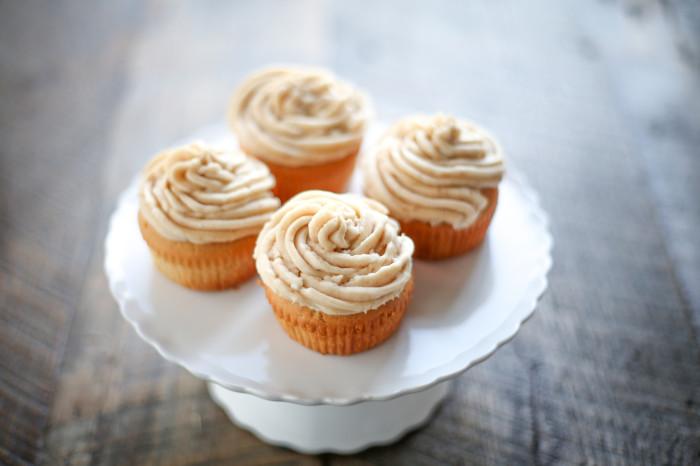 nut free, dairy free, egg free cupcakes