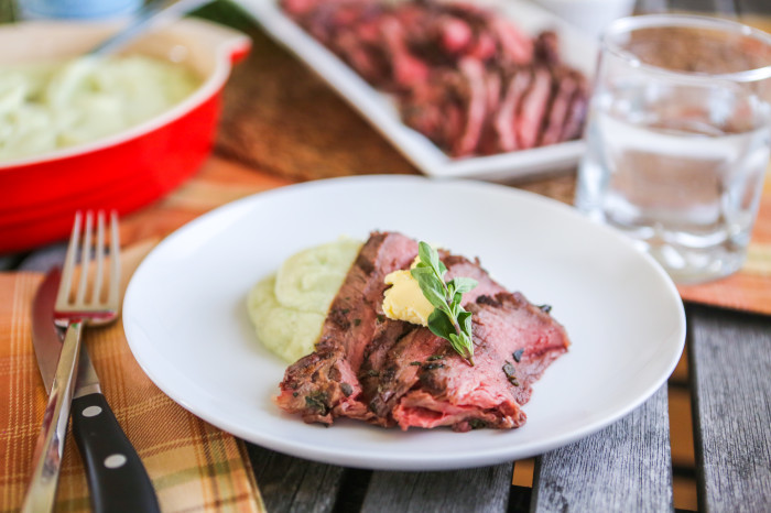 Beef Tenderloin Steaks with Black Truffle Butter Recipe