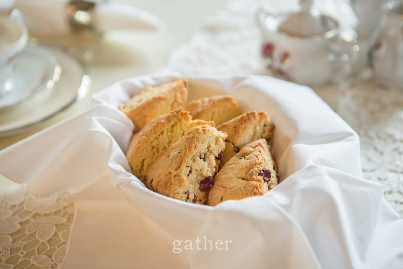 Orange Scones and Cranberry Scones Recipe
