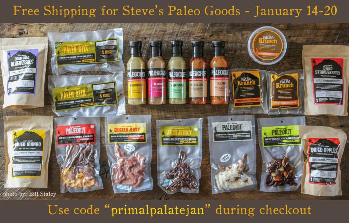 Steve's Original Paleokits