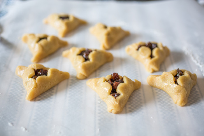 how to make hamantaschen cookies