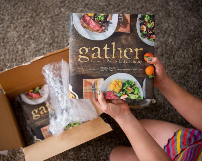 Gather Paleo Cookbook
