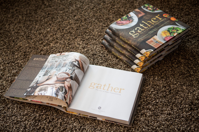 Gather Cookbook
