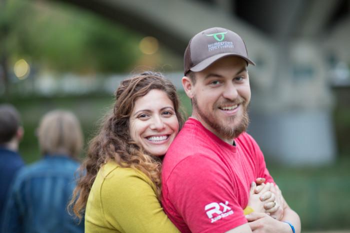 Pete and Sarah Petes Paleo