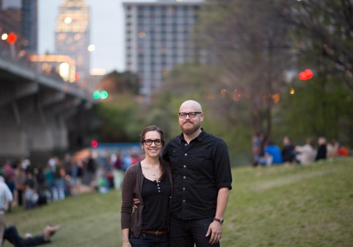 Jenni and Ben The Urban Poser