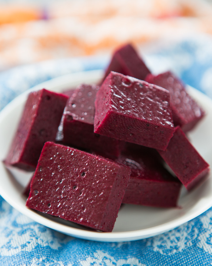 Gut Healing Blueberry Gummies Recipe