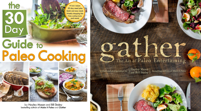 Gather 30 Day Guide to Paleo Cooking Cover