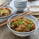 Paleo Korean Beef Stir Fry