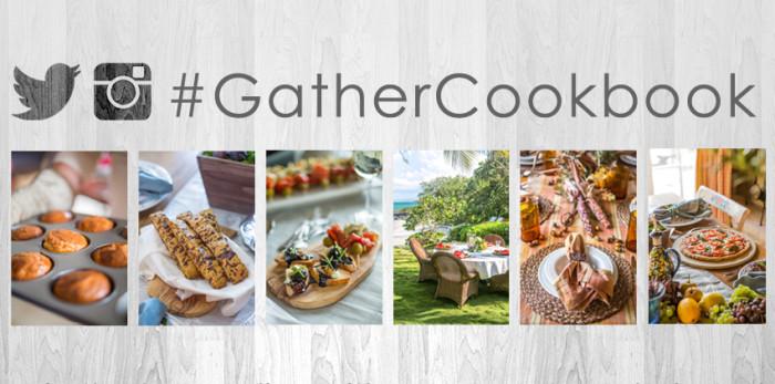 #GatherCookbook
