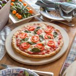 Almond Flour Paleo Pizza from Gather