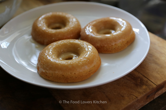 Lemon Glaze Recipe