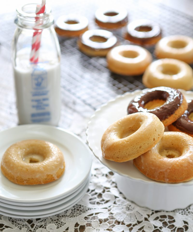 Grain Free Donuts Recipe