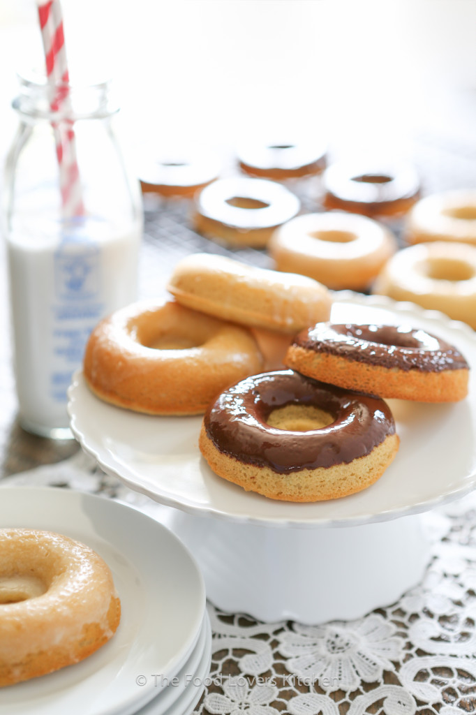 Grain-Free Doughnuts Recipe — Dishmaps