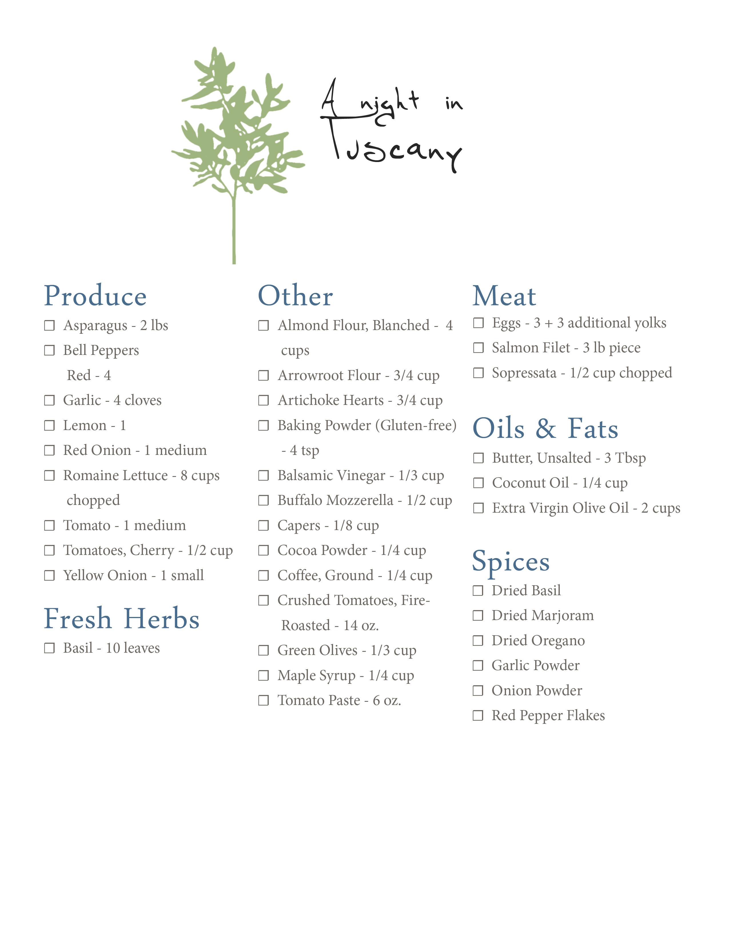 primal blueprint shopping list pdf