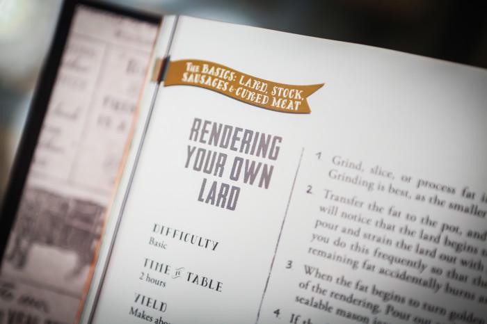 Beyond Bacon - Rendering Your Own Lard