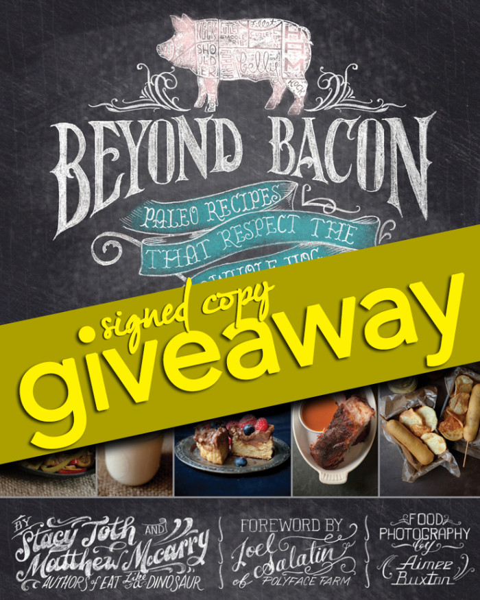 Beyond Bacon Giveaway