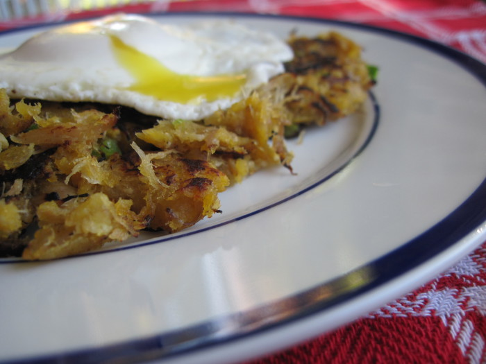 Pork and Plantain Cuban Breakfast Hash Recipe
