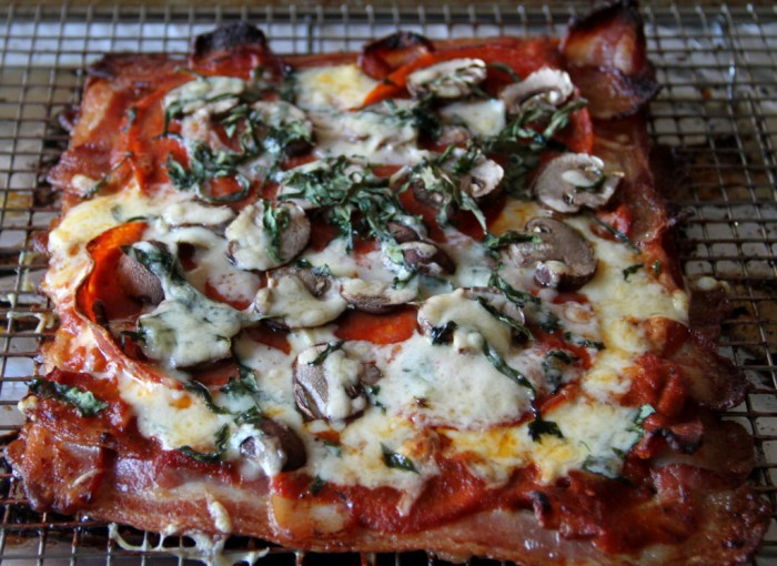 Ketogenic Pizza