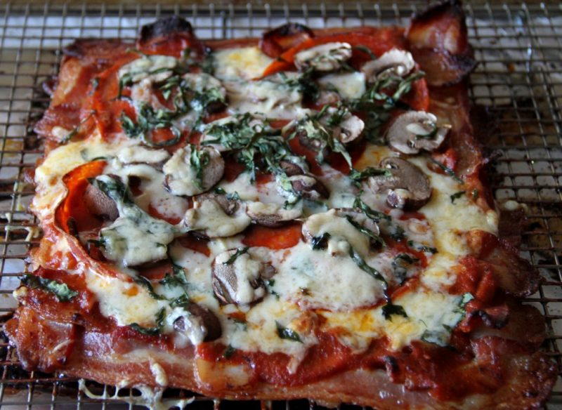 Ketogenic Pizza Recipe
