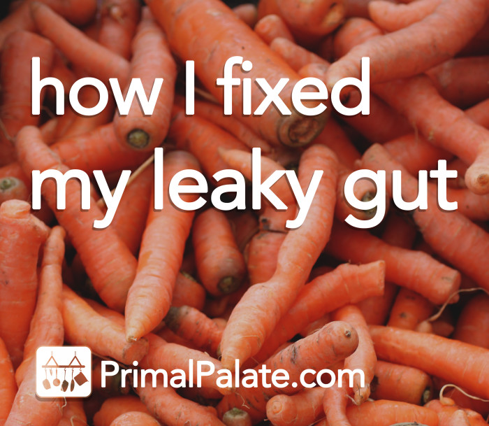 heal leaky gut