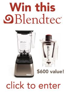Blendtec Giveaway 3
