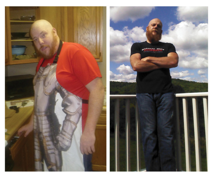Steve's rapid weigh loss, taking only 7 weeks to learn his first 50 pounds.