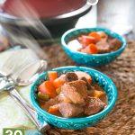 Paleo Crock Pot Beef