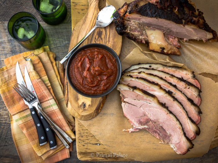 Smoked BBQ Pork Tenderloin Recipe
