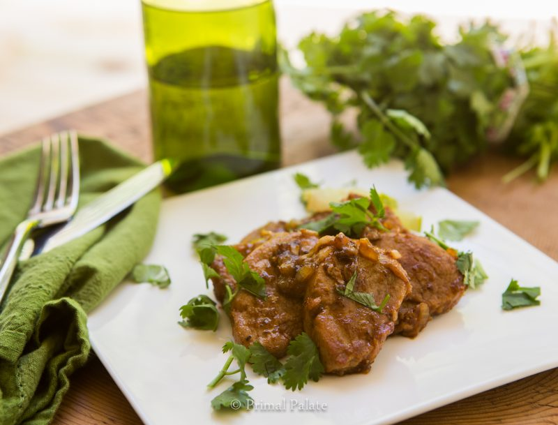 Chili Lime Pork Medallions Recipe