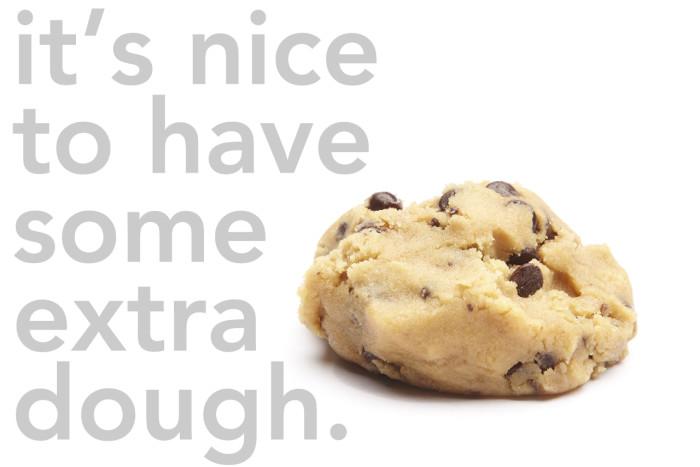 extra dough