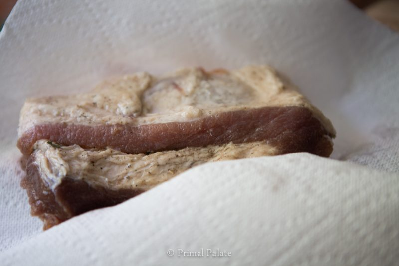 Bacon – Cured Pork Belly Recipe