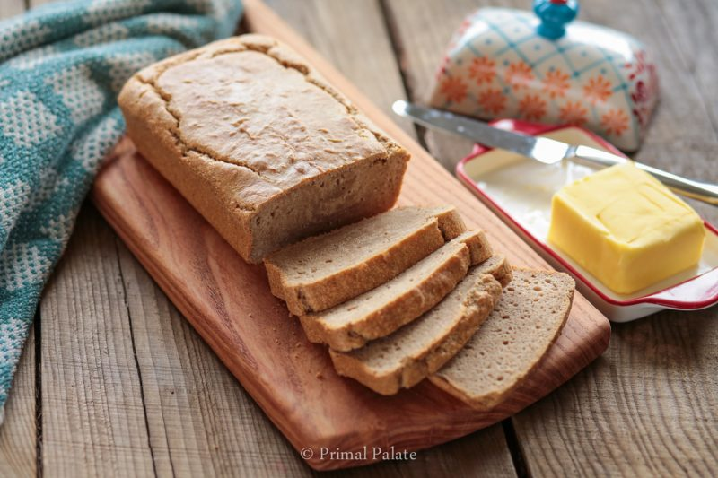 Grain-Free Sandwich Bread Recipe