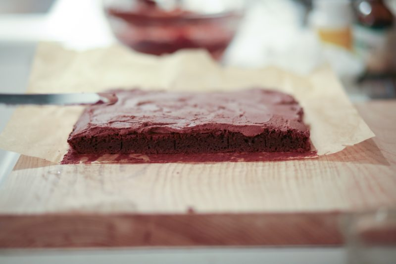 Grain-Free Fudgy Brownies Recipe