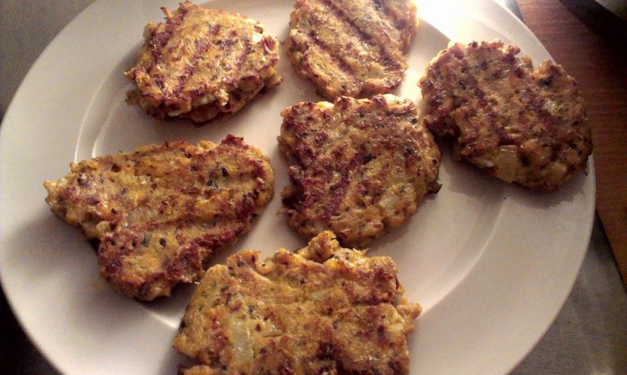 Sardine and Sweet Potato Fish Cakes Recipe