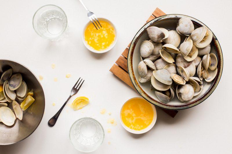 Steamed Littleneck Clams Recipe