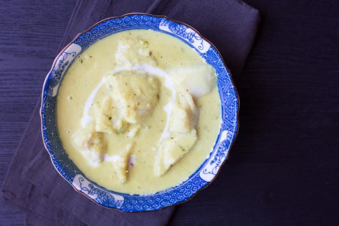 Mas Riha (Maldivian Fish Curry) Recipe