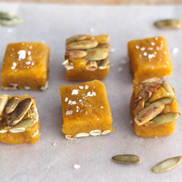 Paleo Pumpkin Caramels Recipe